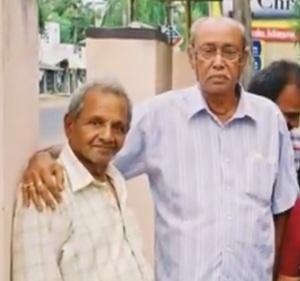 சாமிநாதன், சிவதாசன்  - இரண்டு வருடங்களுக்கு முன் எடுத்தபடம்...